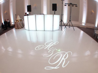 Monograms and Logo Projection