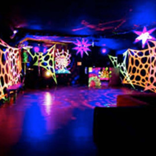 Black/ UV Party Lights