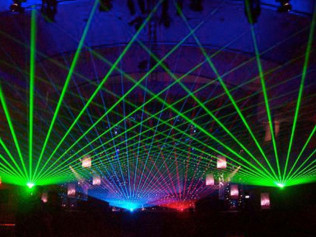 Laser lights in Wilmington, DE