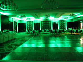 Event Lighting at Conferences and Meetings